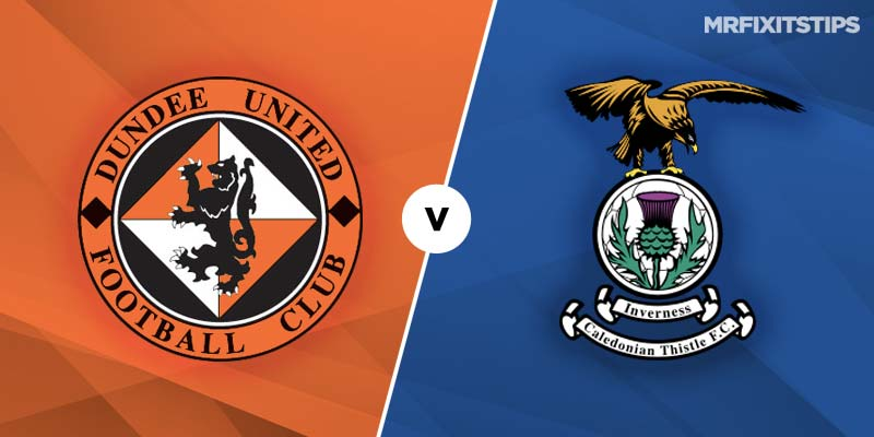 Dundee United vs Inverness CT Betting Tips & Preview