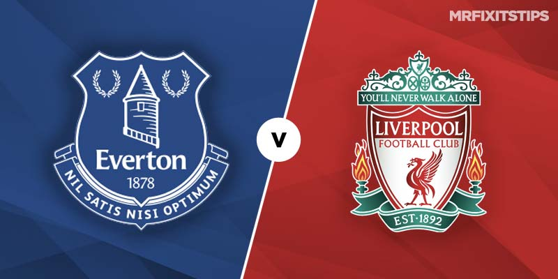 Everton vs Liverpool Betting Tips & Preview