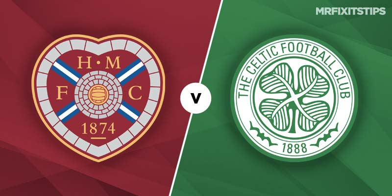Hearts vs Celtic Betting Tips & Preview