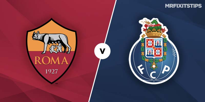 Roma vs Porto Betting Tips & Preview