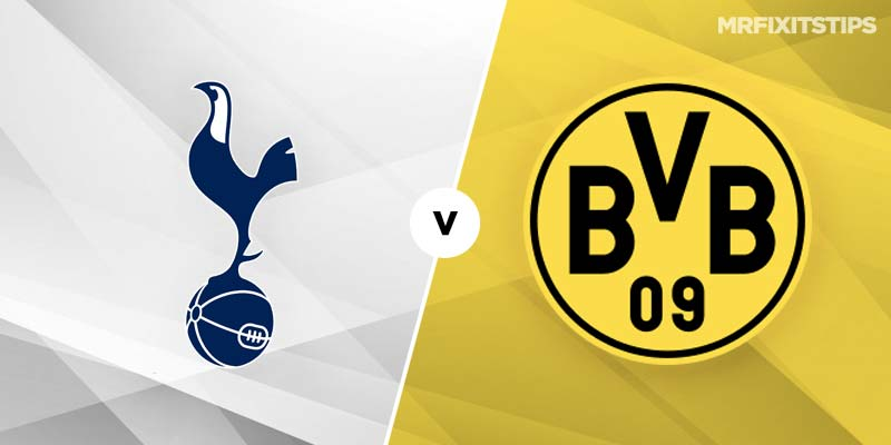 Tottenham vs Dortmund Betting Tips & Preview