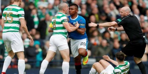 Celtic v Rangers BetBuilder Tips