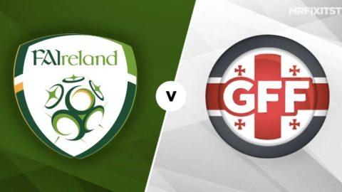Republic of Ireland v Georgia Betting Tips & Preview