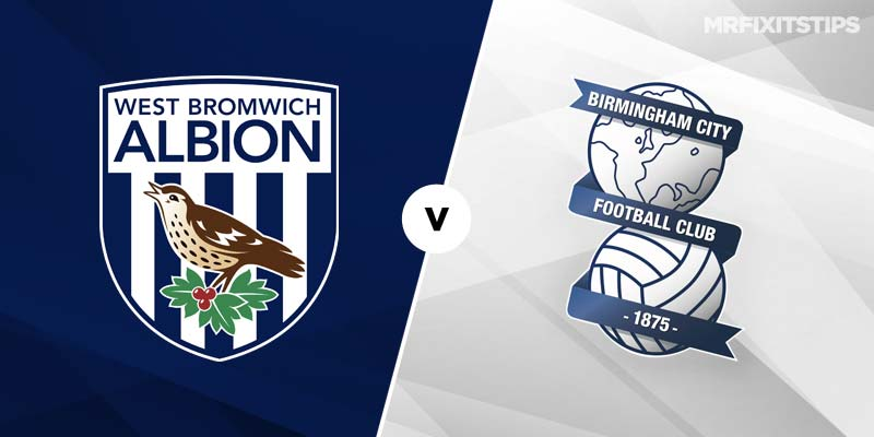 West Brom vs Birmingham Betting Tips & Preview