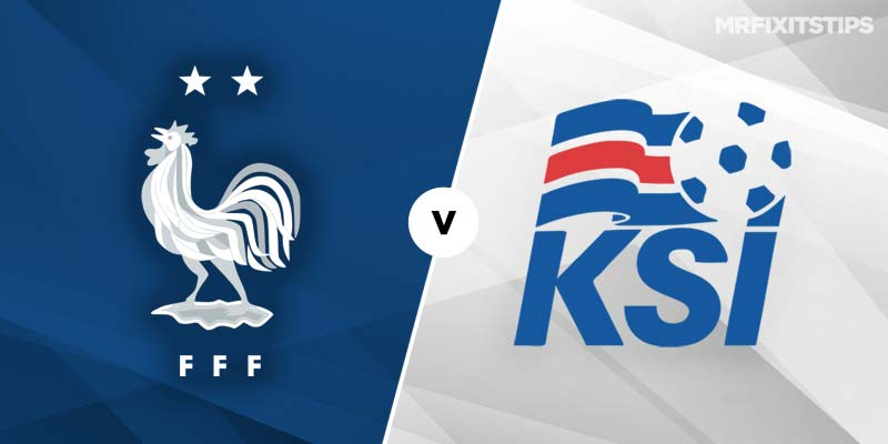 France vs Iceland Betting Tips & Preview
