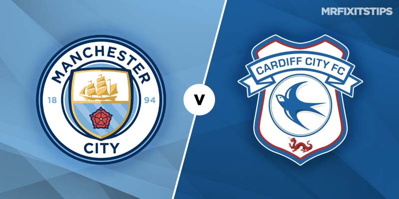 Manchester City vs Cardiff City Betting Tips & Preview