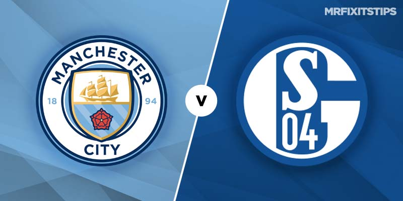 Manchester City v Schalke Betting Tips & Preview