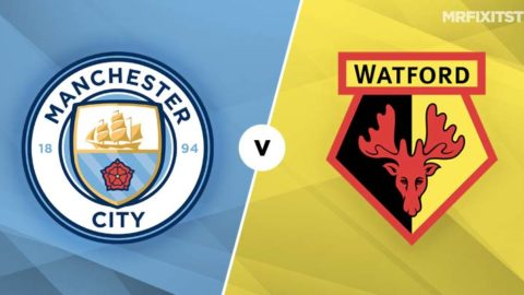 Manchester City vs Watford Betting Tips & Preview