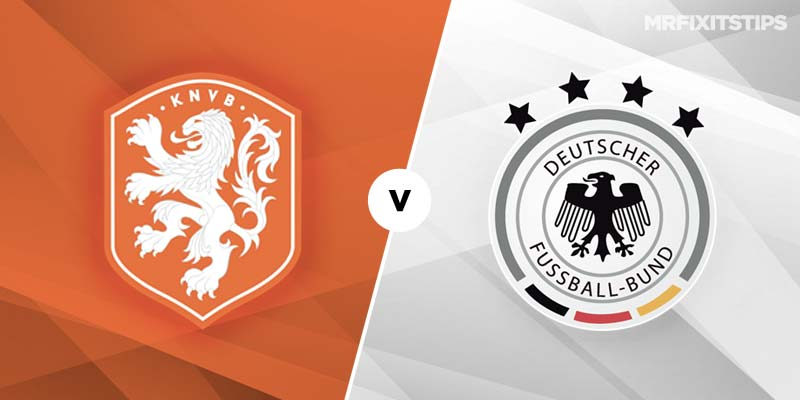 Holland vs Germany Betting Tips & Preview