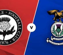 Partick Thistle vs Inverness Caledonian Thistle
