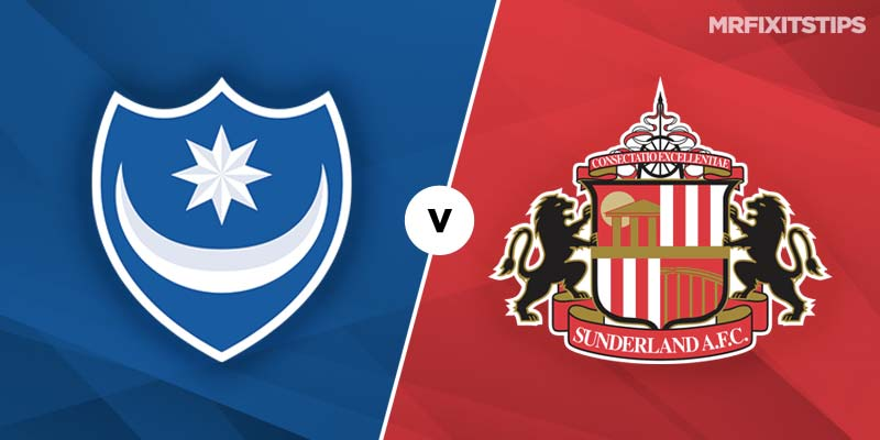 Portsmouth vs Sunderland Betting Tips & Preview