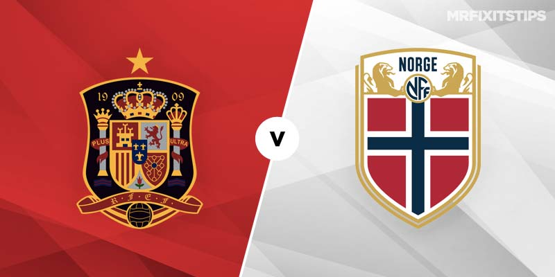 Spain vs Norway Betting Tips & Preview