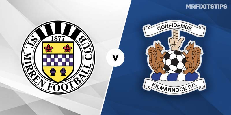 St Mirren vs Kilmarnock Betting Tips & Preview