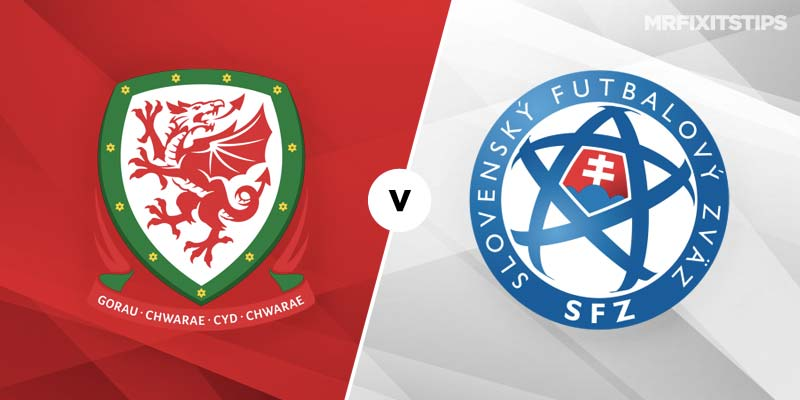 Wales vs Slovakia Betting Tips & Preview