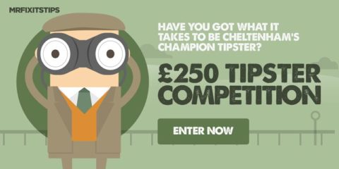 £250 Cheltenham Tipster Contest: And the winner is….
