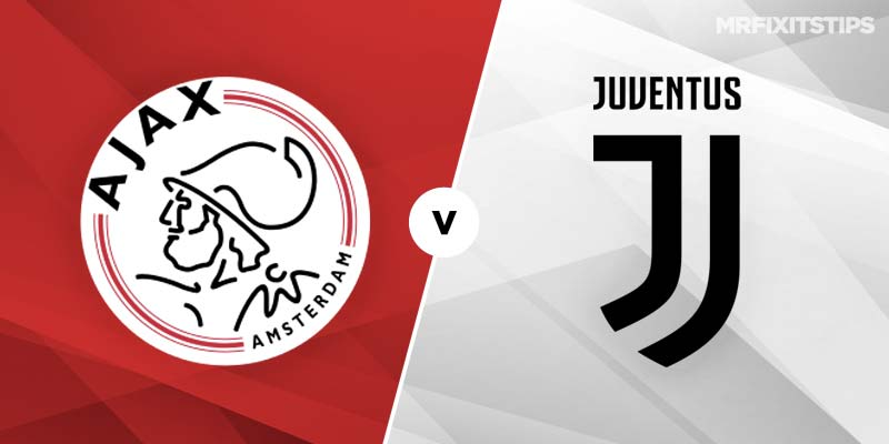 Ajax draw Juventus in Amsterdam, Ronaldo back with goal
