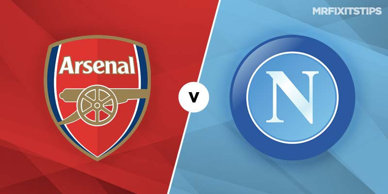 Arsenal vs. Napoli - Football Match Report