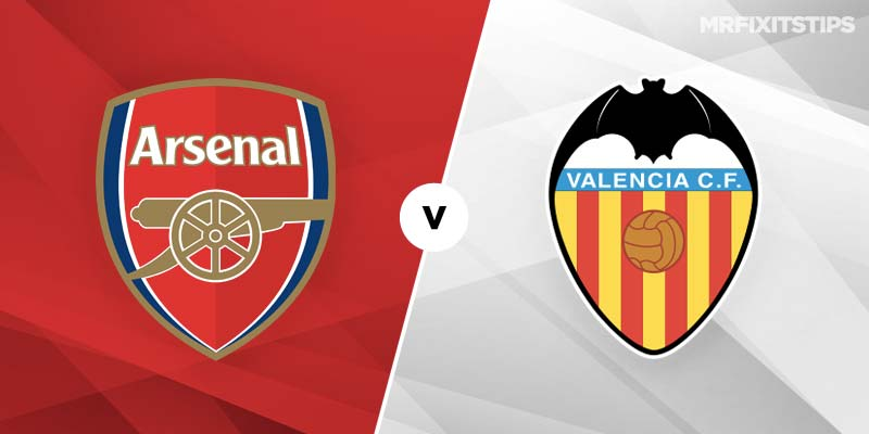 Arsenal vs Valencia Betting Tips & Preview