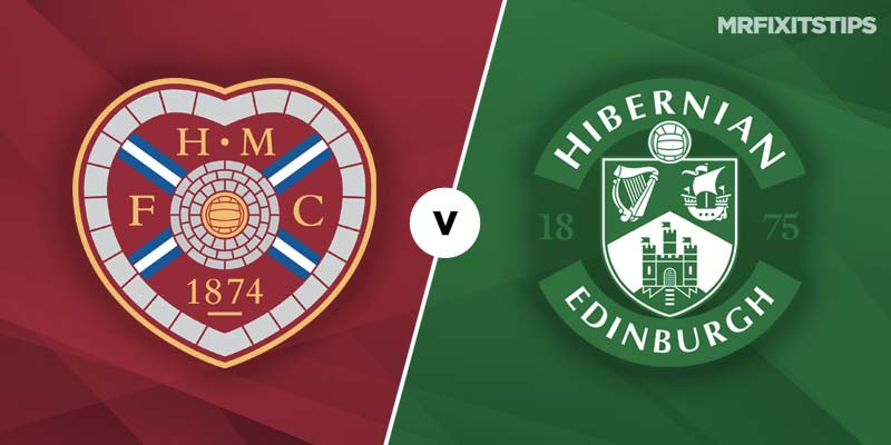 Hearts vs Hibernian Betting Tips & Preview