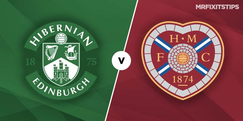 Hibs vs Hearts Betting Tips & Preview