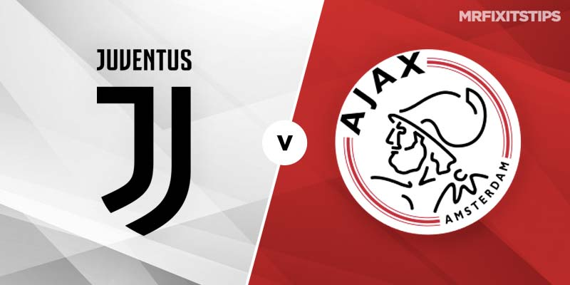 Juventus vs Ajax Betting Tips & Preview