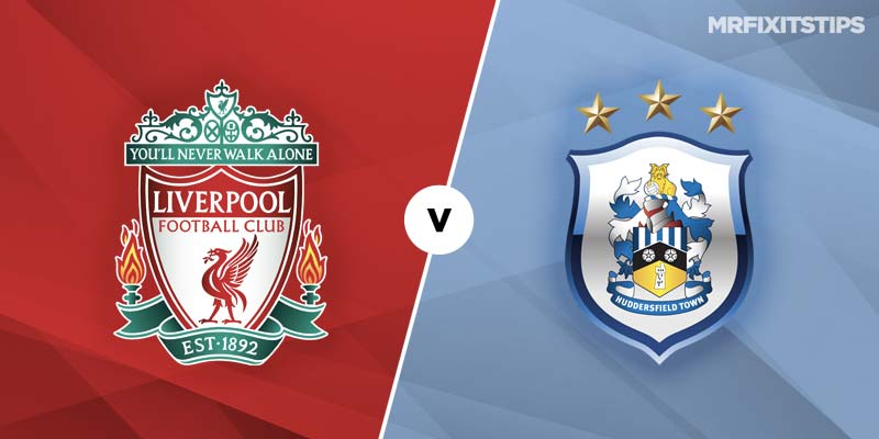 Liverpool vs Huddersfield Betting Preview & Tips