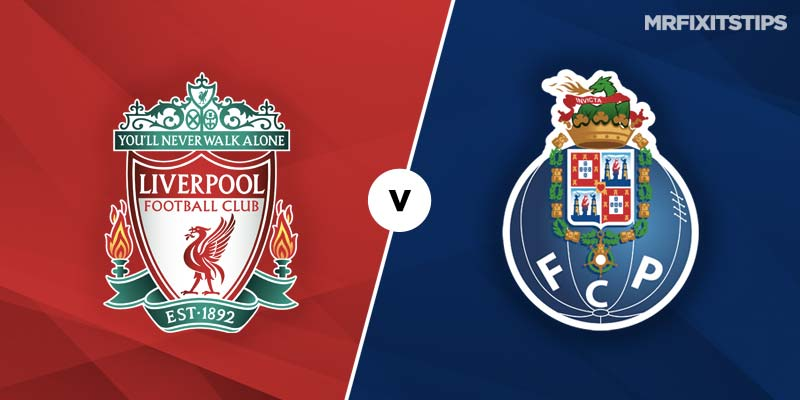 Liverpool vs Porto Betting Tips & Preview
