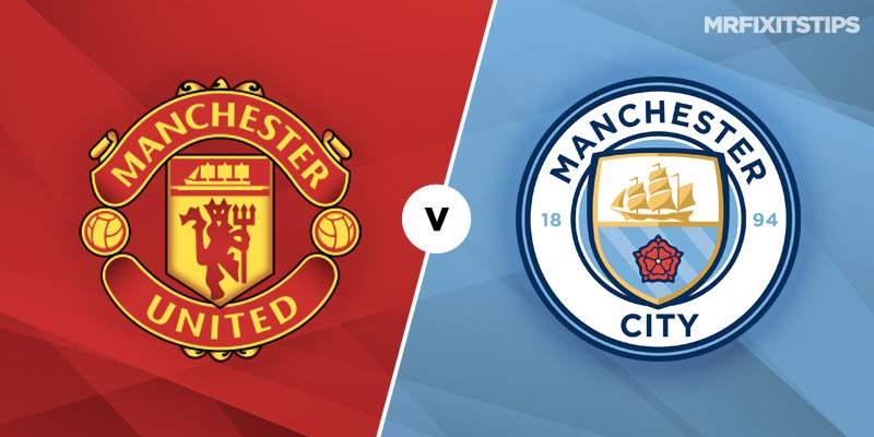 Manchester United vs Manchester City Betting Tips and Predictions