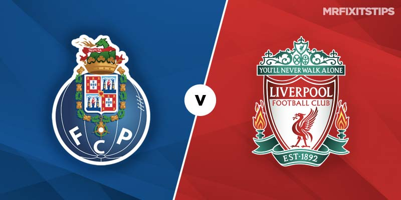 FC Porto vs Liverpool Betting Tips & Preview