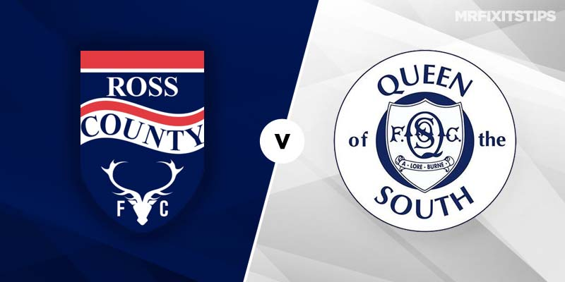 Ross County vs Queen of the South Betting Tips & Preview