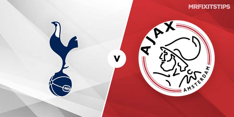 Tottenham Hotspur v Ajax Betting Preview & Tips