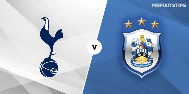 Tottenham Hotspur vs Huddersfield Town Betting Tips & Preview
