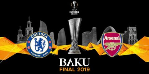 Chelsea v Arsenal: Europe League Final Factfile – All you need to know