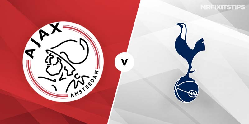 Ajax vs Tottenham Hotspur Betting Tips & Preview