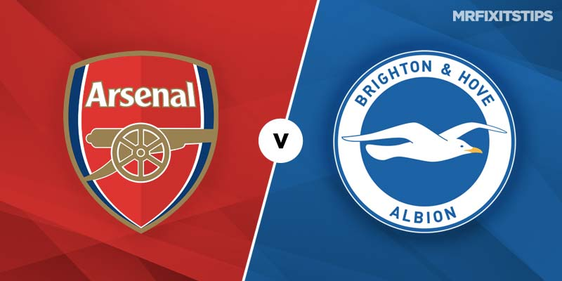 Arsenal vs Brighton and Hove Albion