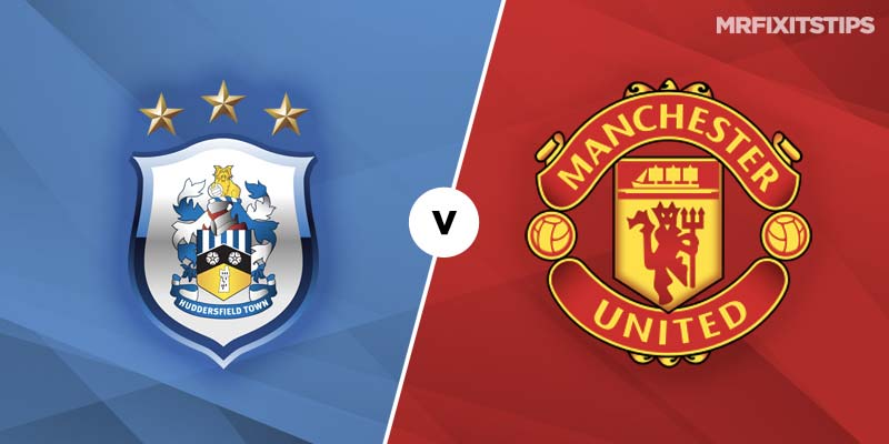 Huddersfield Town v Manchester United Betting Preview & Tips