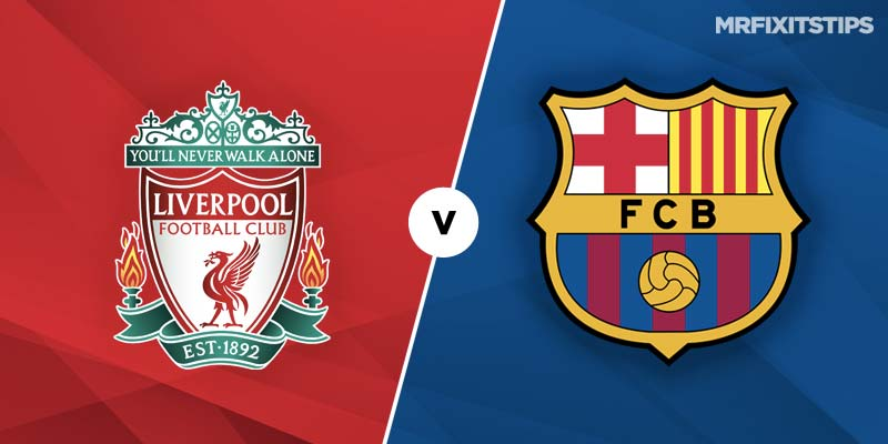 Liverpool vs Barcelona Betting Tips and Preview