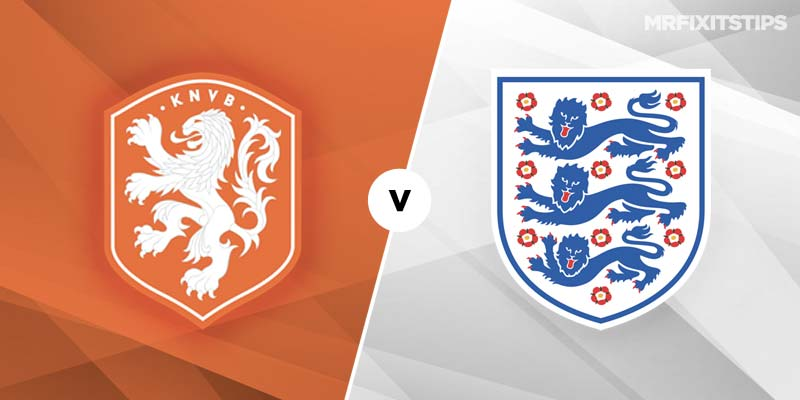 Netherlands vs England Betting Tips & Preview
