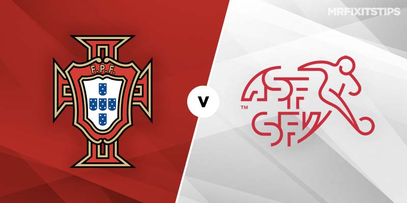 Portugal vs Switzerland Betting Tips and Preview