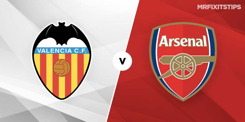 Valencia vs Arsenal Betting Tips & Preview