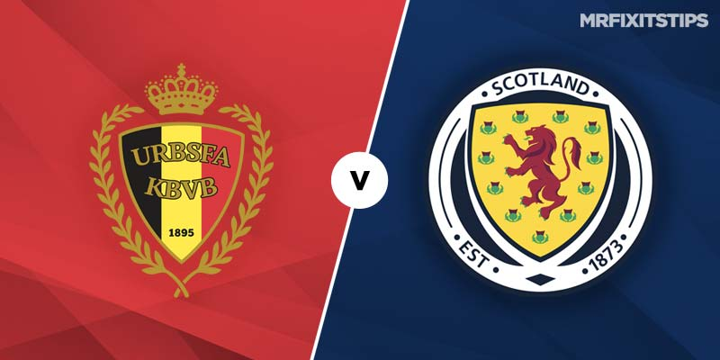 Belgium vs Scotland Betting Tips & Preview