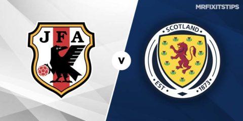Mr Fixit's Japan vs Scotland Women Betting Tips & Preview