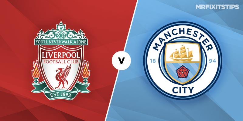 Liverpool vs Manchester City Betting Tips & Preview