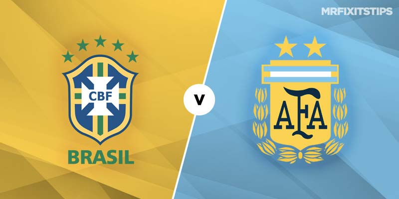 Brazil vs Argentina Betting Tips & Preview