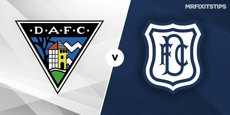 Dunfermline Athletic vs Dundee Betting Tips & Preview