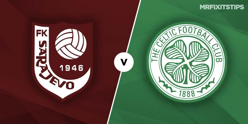 Celtic win comfortably after early scare in Sarajevo