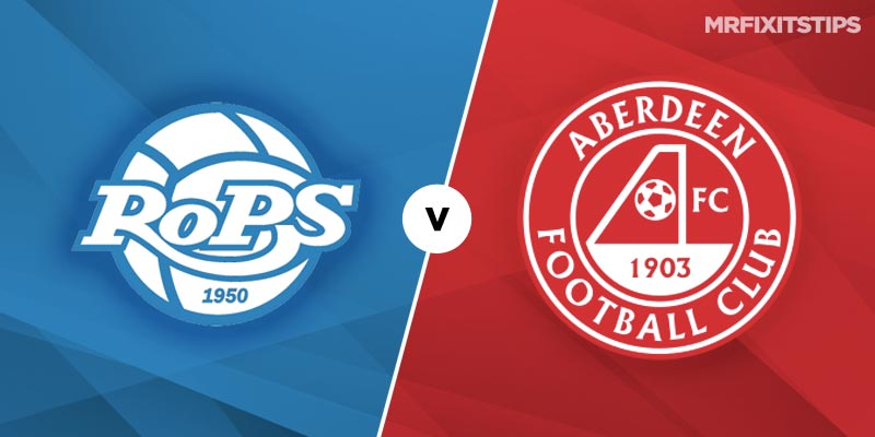 RoPS Rovaniemi vs Aberdeen Betting Tips & Preview