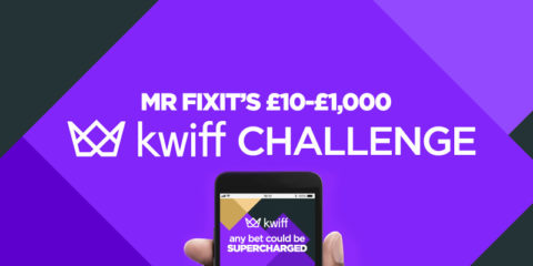Join my £10-£1,000 Challenge with a Risk Free Bet on Cove Rangers