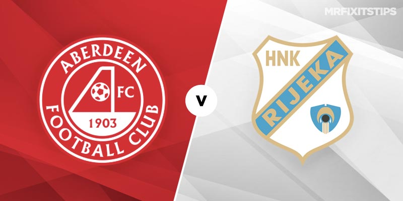 Aberdeen vs HNK Rijeka Betting Tips & Preview