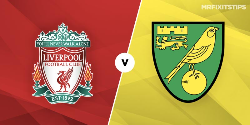 Liverpool vs Norwich City Betting Tips & Preview